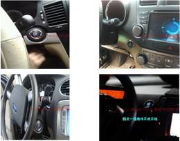 Wholesale Wholesale Keyless Remotes - Universal Car A Key To Start Modification Intelligent Security Key System Remote Keyless Remote Start Car Keyless Start System 3PCS