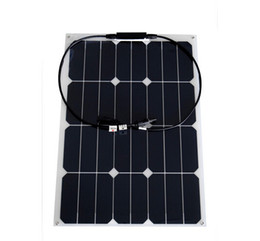 Wholesale Surge Wholesale - 30w flexible solar panel factory price 30W surge output A grade monocrystalline solar cell