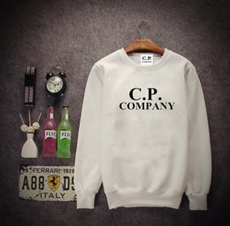 Wholesale Hot Companies - Hot hoodie new CP COMPANY men summer turn collar short sleeve men casual t-shirts plus size S-3XL jacket coat