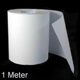 Wholesale 2016 Hotfix Película Adhesiva M Longitud cm Ancho Mylar Tape Super Calidad PVC Rhinestone Motif Hotfix papel de transferencia