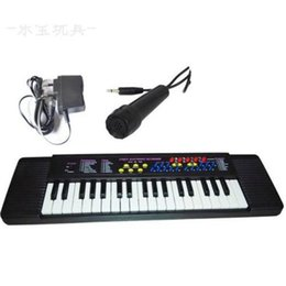 Wholesale Electronic Piano Organ - 37Keys Early education Music Electronic Keyboard Kid Piano Organ Record Playback