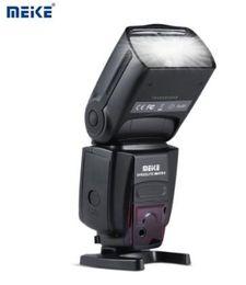 Wholesale Pentax Camera Flash - MEIKE MK570II GN58 2.4G Wireless Master Slave Speedlight Flash for Canon Nikon Pentax Olympus DSLR Camera