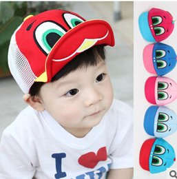 Wholesale Children Clothes Design For Boys - 2015 New Cute Duck Design Baby Hat Baby Cap For Boy Girl Sun Hat Kid Hat All For Child Clothing and Accessories free shipping TY1259