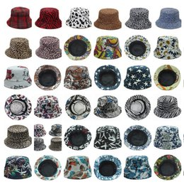 Wholesale Fitted Blank Caps - 2014 New Nice Blank Plain Bucket hats Hat Fisherman Hat Stingy Brim Hats Cotton hat Cap Caps Mix Order High Quality Hot Selling