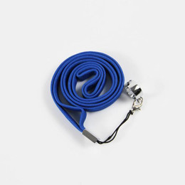Wholesale E Cig Lanyard C Clips - Hot Lanyard Necklace String Neck Chain Sling w  Clip Ring for Ego Series ego-t ego-c ego-w Electronic Cigarette E-Cigarette E Cig
