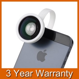 Wholesale Detachable Wide Angle Lens - Clip on 0.4X Super Wide Angle Macro Micro Camera Detachable Clip Lens For iPhone Samsung Galaxy HTC One Sony Xperia G Pro 2 order<$18no trac