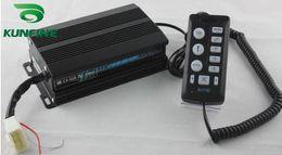 Wholesale Speaker Dc - Electrical Siren High Power 200W 12 V car warning siren car siren 9 tones controller without speaker KF-6203