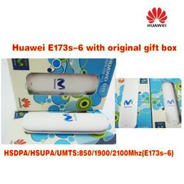 Wholesale Modem 3g E173 Usb - Unlocked Huawei E173 E173s-6 3G USB Modem Data Card