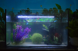 Wholesale Led Submersible Light Sale - Retail Sale Aquarium Light Fish Tank Submersible Indoor led Aquarium Light L-42 42LED(37cm) Waterproof 100-240V Quality Guarantee