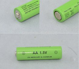 Wholesale Aa Batteries Alkaline - Free Shipping 1.5V AA Rechargeable Battery Alkaline Rechargeable Batteries Batery for MP3 Toy