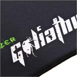 Wholesale Razer Game Mouse - Wholesale-Free Shipping !! Hot Sale Mousepad Razer Mouse Pad Goliathus Gaming Game Mice Mouse Pad Mat CONTROL Version