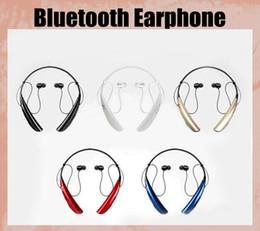 2019 casque lg tonalités bluetooth hbs-750 hbs750 écouteur bluetooth casque tonalité sans fil écouteurs mobiles pour iphone htc samsung galaxy lg DHL EAR011 promotion casque lg tonalités bluetooth