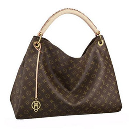 Wholesale Hot Single Ladies - 2018 Hot Sell Classic Fashion Style Lady Shoulder handbag bag women Totes bags come with tag and dust bag #40249