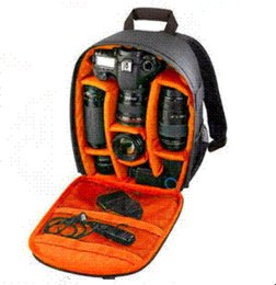Wholesale NEW amp HOT SELL high quality waterproof Mini Lowepro DSLR Digital Photography Camera backpack bag with free Gift