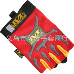 Wholesale Sports Protective Fitness Glove - Wholesale-Free Shipping The new seals and a half finger gloves fitness sport climbing outdoor protective gloves half gloves