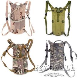 Canada Packs d'hydratation Packs de plein air 2.5L Sac tactique Nylon Sac à dos en nylon avec sac à eau Tube Sac à dos NO.32 Durable 5pcs Offre