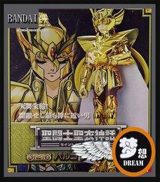 Wholesale Wood Saints - Bandai Japanese version Saint Seiya 1.0 Old version Gold Saint Seiya Shaka metal virgo myth