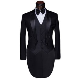 Wholesale Tuxedo Designs For Wedding - 2016 New Arrival Men Suit Fashion Design Mens Slim Fit Prom Tuxedo Suits With Pants Elegant Groom Party Wedding Suits For Men