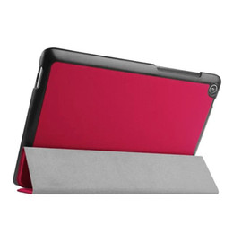 Wholesale Screen Protector Film Tablet - 1pc Smart PU Leather Cover for Asus Zenpad S 8.0 Z580 Z580C Z580CA 8 inch Tablet Case + Screen Protector Film