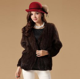 Wholesale Womens Dress Jacket Xl - Wholesale-13054a good quality real coat jacket womens' dress overcoat winter coat beautiful gradient color