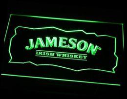 Wholesale Jameson Bar Sign - b30 Jameson Bar Club Pub LED Neon Light Sign