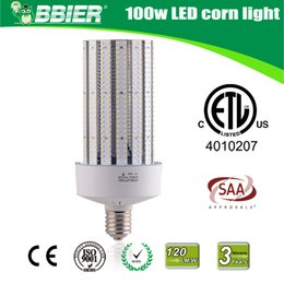 Wholesale Light Fixtures Wholesale Prices - DHL Freeshipping factory price 100W E40 LED corn light to replace warehouse high bay fixture 300w MH lamp  HPS