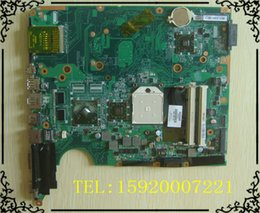 Wholesale Hp Laptop Motherboard Test - Wholesale-For HP COMPAQ DV6 AMD PM laptop motherboard 571188-001 ,100% Tested and guaranteed in good working condition!!
