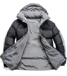 2019 overcoat design Tem LOGO !! Nova Moda venda Quente Mais Recente Projeto Men Down Jacket Casaco de Inverno dos homens Ao Ar Livre Casacos Roupas jaqueta overcoat design barato