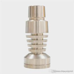 bohren führen Rabatt beste Qualität T-003 Neuer domeless Titannagel für 14.5 Millimeter und 18.8 Millimeter Qualitätsgroßhandel