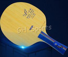 raquetes de tênis de mesa dupla felicidade Desconto Atacado - espada pequena lâmina de tênis de mesa de anjo para raquete de pingue-pongue