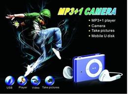 Wholesale Hidden Video Clips - Mini Clip Spy Mp3 Camera Mini Camcorder,Mini DVR Hidden Camera Spy DVR MP3 Player Style Video Recorder
