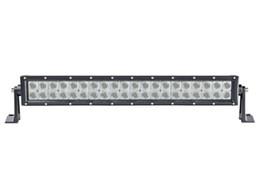 Wholesale Ip67 3w - 22 inch 40pcs*3w 120W LED Work Light Bar SUV ATV Off-Road 10-30V 4WD 4x4 Jeep 40LED(3W) Flood Beam 9600lm IP67