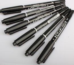 Wholesale Dual Skin Tattoo Scribe Pen - #F9s Body Art 10 x Dual Skin Marker Pen Scribe Piercing Pen Tattoo Supply Tool Free Shipping