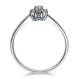 l'anello di marina anchor Sconti Anelli in argento sterling 925 per le donne due regali ForLove CZ Diamond gioielli di fidanzamento per matrimonio anel aneis
