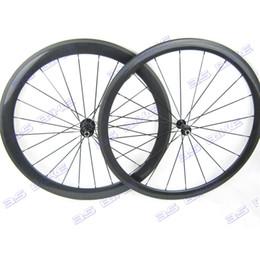 Wholesale Carbon Fiber Rims Bicycle - 700C Carbon Fiber Road Bike Wheels Toray T700 38mm 50mm Clincher Road Bicycle Wheels for Adults 20.5mm Rim Width 38 50C-20.5-20