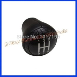Wholesale Audi A6 Shift Knob - Free Shipping Promotion Car Shift Gear Knobs for AUDI A6 C5 A4 B5 A8 D2 original model with real leather covered M49849