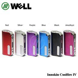 Wholesale Genuine Itaste - 100% Genuine Innokin Cool Fire IV Express Kit  iTaste Cool Fire 4 Innokin Cool Fire IV 40W Mod