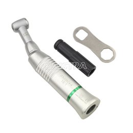 Wholesale Dental Contra Angle Push - Coxo16:1 Dental Reduction Push Button Contra Angle Low speed Handpiece CX235C4-4