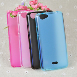 Wholesale Blu Dash Cover - Soft TPU Pudding Case For Blu Dash X D010 Gel Skin Phone Cover 1PC With Opp Bag Free Shipping