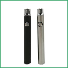 new vaporizer battery variable Coupons - New arrival variable voltage open vaporizer battery pre heat vaporizer smoking device 510 oil vaporizer pen VS Bud touch battery