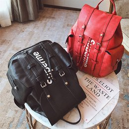 Wholesale Tennis Backpack Wholesale - DHL Fedex Shipping Fashion Girls' School Bag Teenagers Backpack Women's Travel Backpacks Adult Outdoor Sports Bags