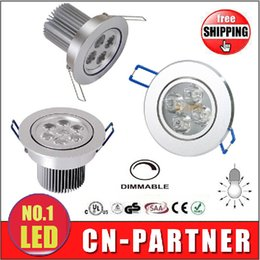 Wholesale Low Priced Kitchen Lighting - lowest prices X20 Led Ceiling Lamps Dimmable 9W 12W 15W 21W 27W 36W Led Bulb AC85-265V Led Lights Spot light Downlights+Power Drive