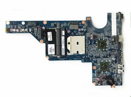 Wholesale Amd Pavilion - 649950-001 For HP Pavilion G4 G6 G7-1000 Laptop Motherboard DA0R23MB6D1 AMD 2010 CPU HD6470 1GB Socket FS1 DDR3 100% Tested