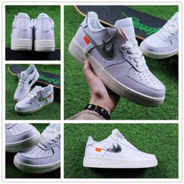 Wholesale Trainer Force Shoes - 2018 Hot sale Airs retro 1 Men Basketball Shoes Retros 1s Force OG Sneakers Mandarin duck shoe Trainers Casual Sport Shoes Size 40-46