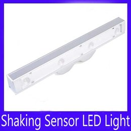 Wholesale Shake Sensor Led - shaking sensor LED light MOQ=1 free shipping