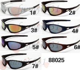 Wholesale Wholesale Jacket Free Shipping - summer new fashion Unisex sports glass brands Straight Jacket Angling Specific Sunglass Fashion Designer Sports Sunglasses FREE SHIPPING