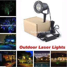 Wholesale Led Fireflies - Outdoor IP65 waterproof Laser stage light,elf light christmas lights outdoor laser lighting projector,red green firefly light projector