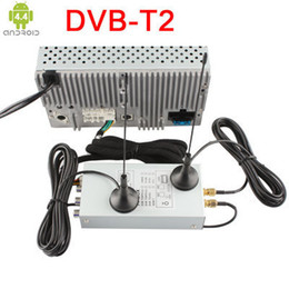 Wholesale Gps Box For Car Dvd - GPS For Russia Thailand Malaysia Special DVB-T2 Box Tuners For Android 4.2.2 4.4.2 Car DVD Player. The item just for our DVD