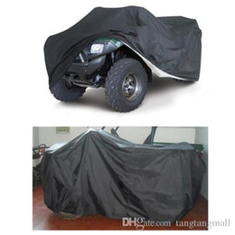Wholesale Atv Cover Xxl - Universal Size L   XXL Quad Bike ATV Cover Parts Vehicle Tractor Motorcycle Car Covers Waterproof Resistant Dustproof Anti-UV A5