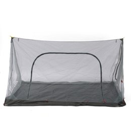 Wholesale Outdoor Shelter Canopy - Wholesale- Hot Outdoor 2 Persons Anti-mosquito Tent Sunshade Camping Tents Picnic Sun Shelter Canopy sunshelter awning for camping Hiking
